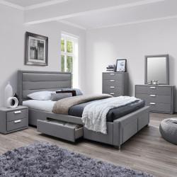Sänky CAREN 160x200cm