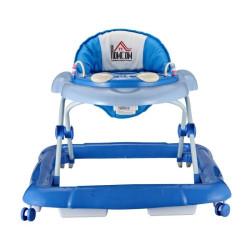 Vauvojen kävelytuoli, sininen