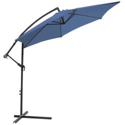 Sininen Aurinkovarjo 350cm
