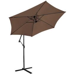 Ruskea Aurinkovarjo 350cm