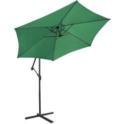 Vihreä Aurinkovarjo 300cm