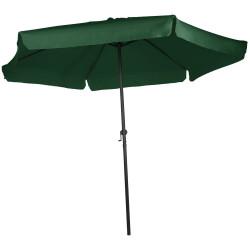 Vihreä Aurinkovarjo 250cm