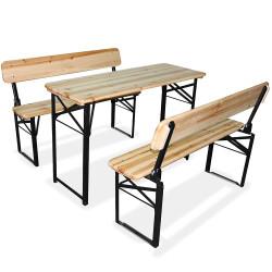 Piknikpöytäsetti
