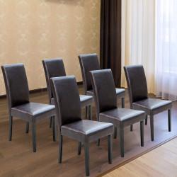 Ruokapöydän tuolit 6 kpl