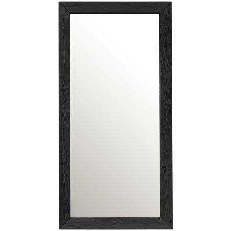 MONDEO seinäpeili 80cm, musta