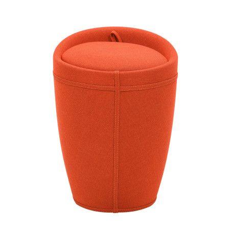 AXEL rahi säilytyslokerolla, oranssi
