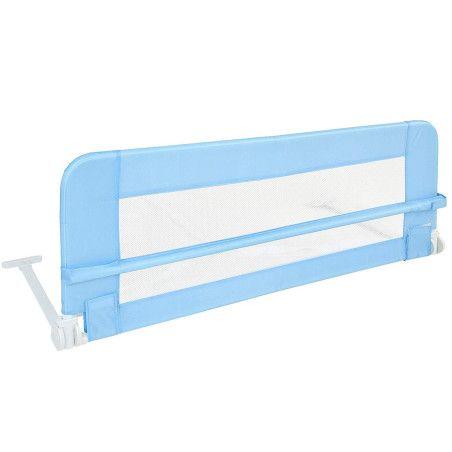 Lasten turvalaita sänkyyn 102/42 cm (sininen)