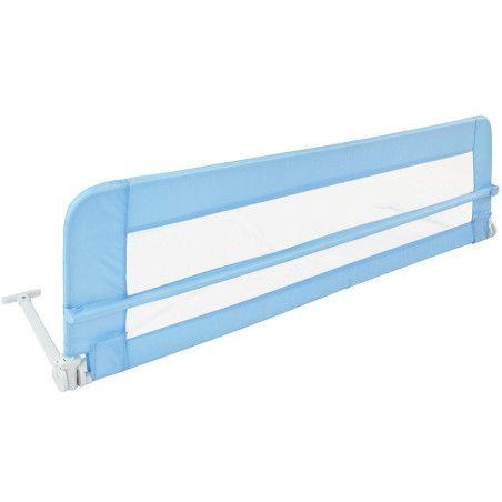 Lasten turvalaita sänkyyn 150/42 cm (sininen)