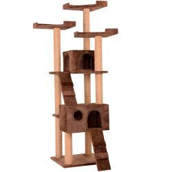 Kissan kiipeilypuu 171 cm,...