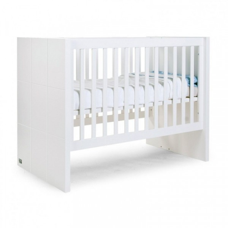 Quadro White -pinnasänky 70x140 cm