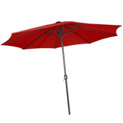 Aurinkovarjo 3m, punainen