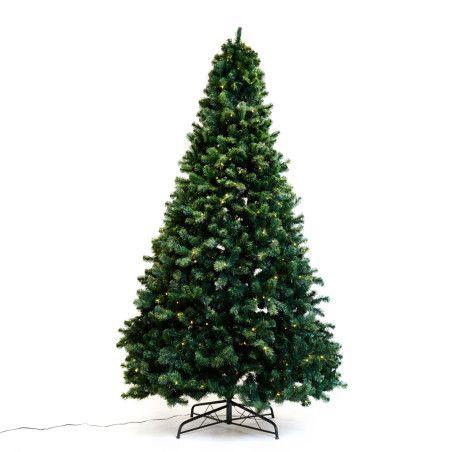 Joulukuusi 300 x 188 cm valoilla