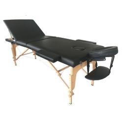 Hierontapöytä 1, musta
