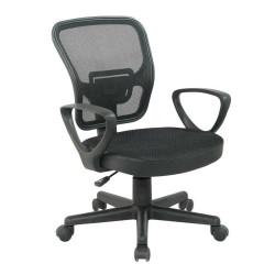 Conny toimistotuoli (Musta)