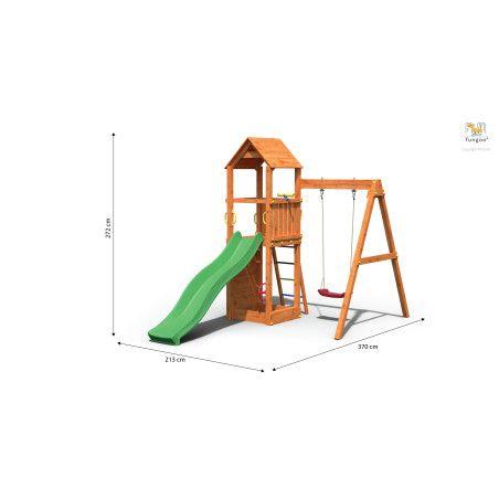Fungoo Flippi leikkikeskus