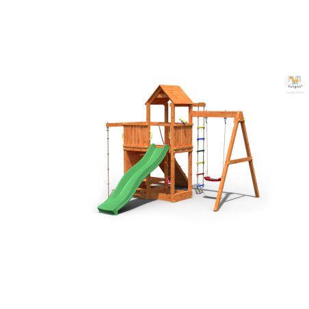 Fungoo Activer leikkikeskus, eri värejä