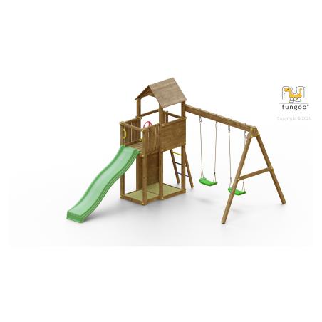 Fungoo Boomer 3 leikkikeskus