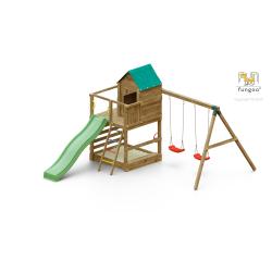 Fungoo Jarcas4 leikkikeskus