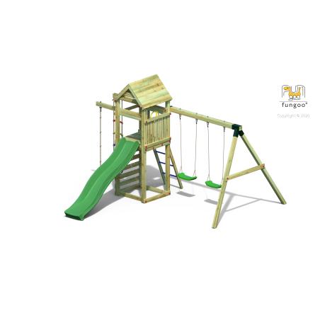 Fungoo Gaia 3 leikkikeskus