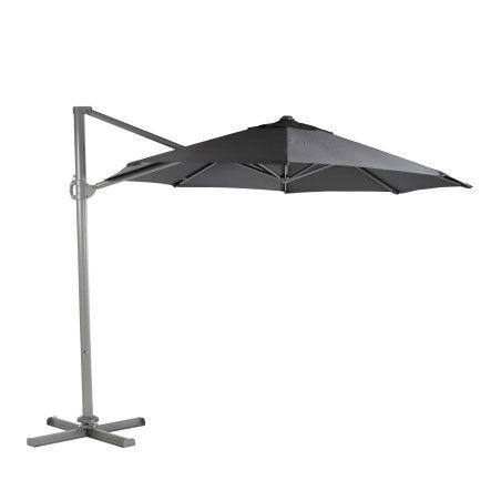 ROMA aurinkovarjo 3m, tummanharmaa