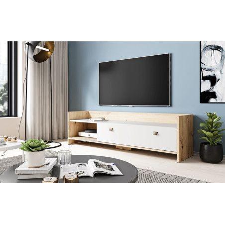 OPEN matala tv-taso, 2 eri väriä