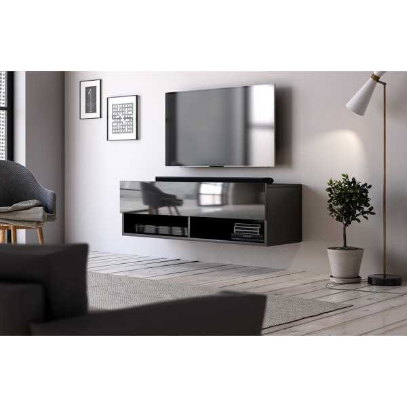 DERBY 100 tv-taso seinäkiinnityksellä, 3 eri väriä