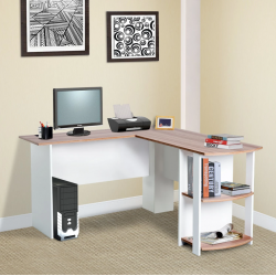 Työpöytä, eri värejä