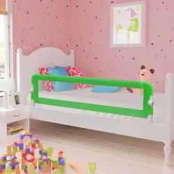Turvalaita sänkyyn vihreä...