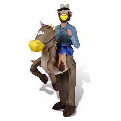 Ilmatäytteinen Cowboy ja...