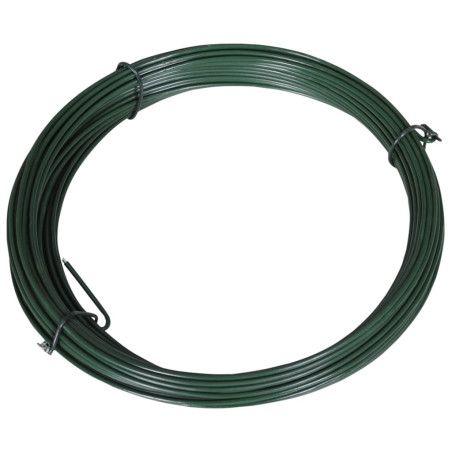 Aidan sidelanka 25 m teräs 1,4/2 mm vihreä