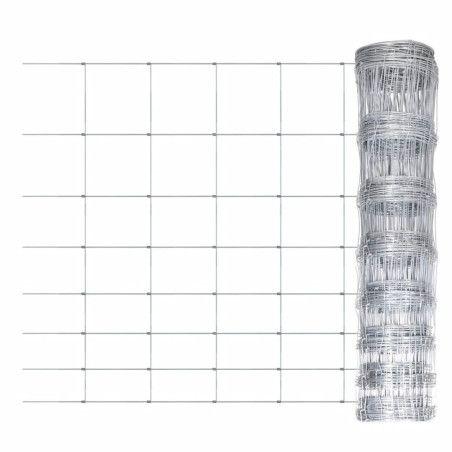 Puutarha-aita galvanoitu teräs 50 m 100 cm