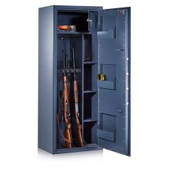 Tooltech asekaappi 14 aseelle
