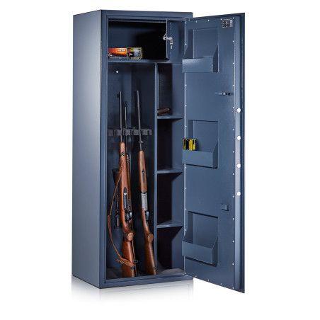 Tooltech asekaappi 14 aseelle - KAMPANJAHINTA!