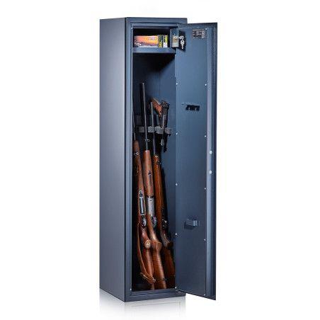 Tooltech 6 aseen asekaappi
