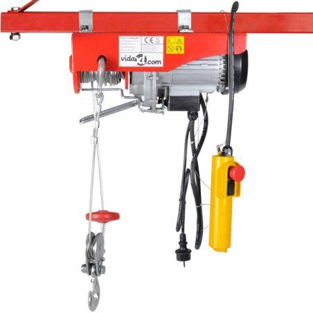 Sähkö-nosturi 1300 W 400/800 kg