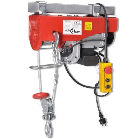 Sähkö-nosturi 1300 W 500/999 kg