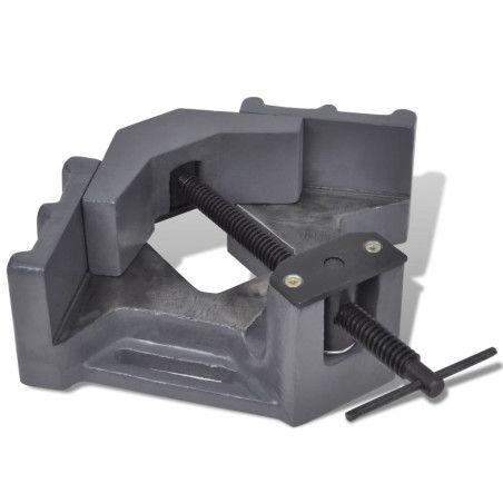 Manuaalisesti käytettävä pora kulmaruuvipenkillä 115 mm