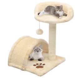 Kissan kiipeilypuu...