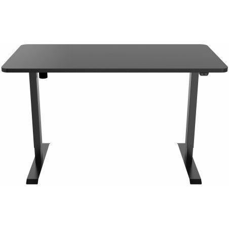 Sähköpöytä 140 x 70cm Musta