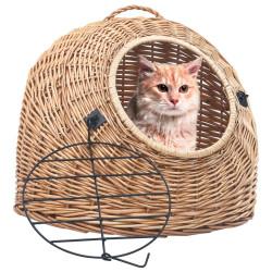Kissan kuljetuskori...
