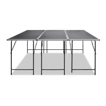 Tapetointipöydät 3 kpl kokoontaitettava