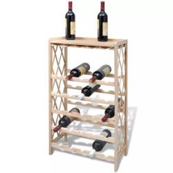 Viinipulloteline 25...