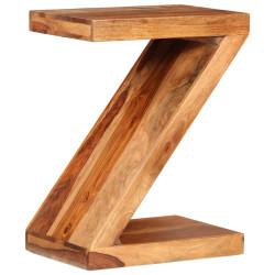 Z-muotoinen sivupöytä...