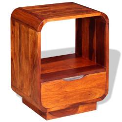 Yöpöytä vetolaatikolla...