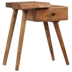 Yöpöytä akaasiapuu...