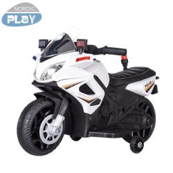 Poliisimoottoripyörä 6V...