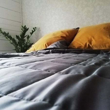 SEON Painopeitto 11kg bambu, tumman harmaa