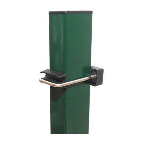 Nelikulmainen aitatolppa 40x60mm, 5 eri korkeutta