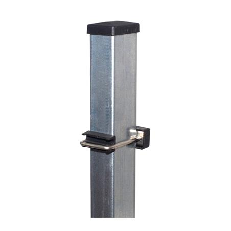 Nelikulmainen aitatolppa 40x60mm, 4 eri korkeutta