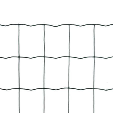 Euroaita teräs 10 x 1,0 m vihreä
